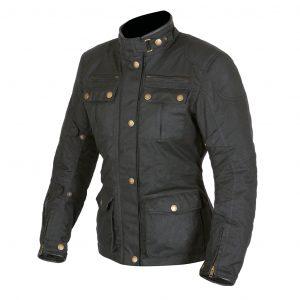 Buxton II Ladies Wax Jacket