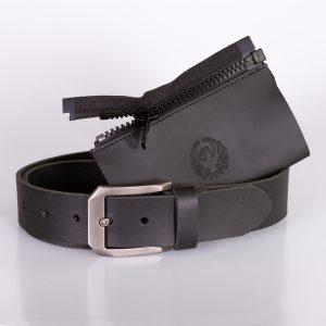Leather Connecting Belt Men's