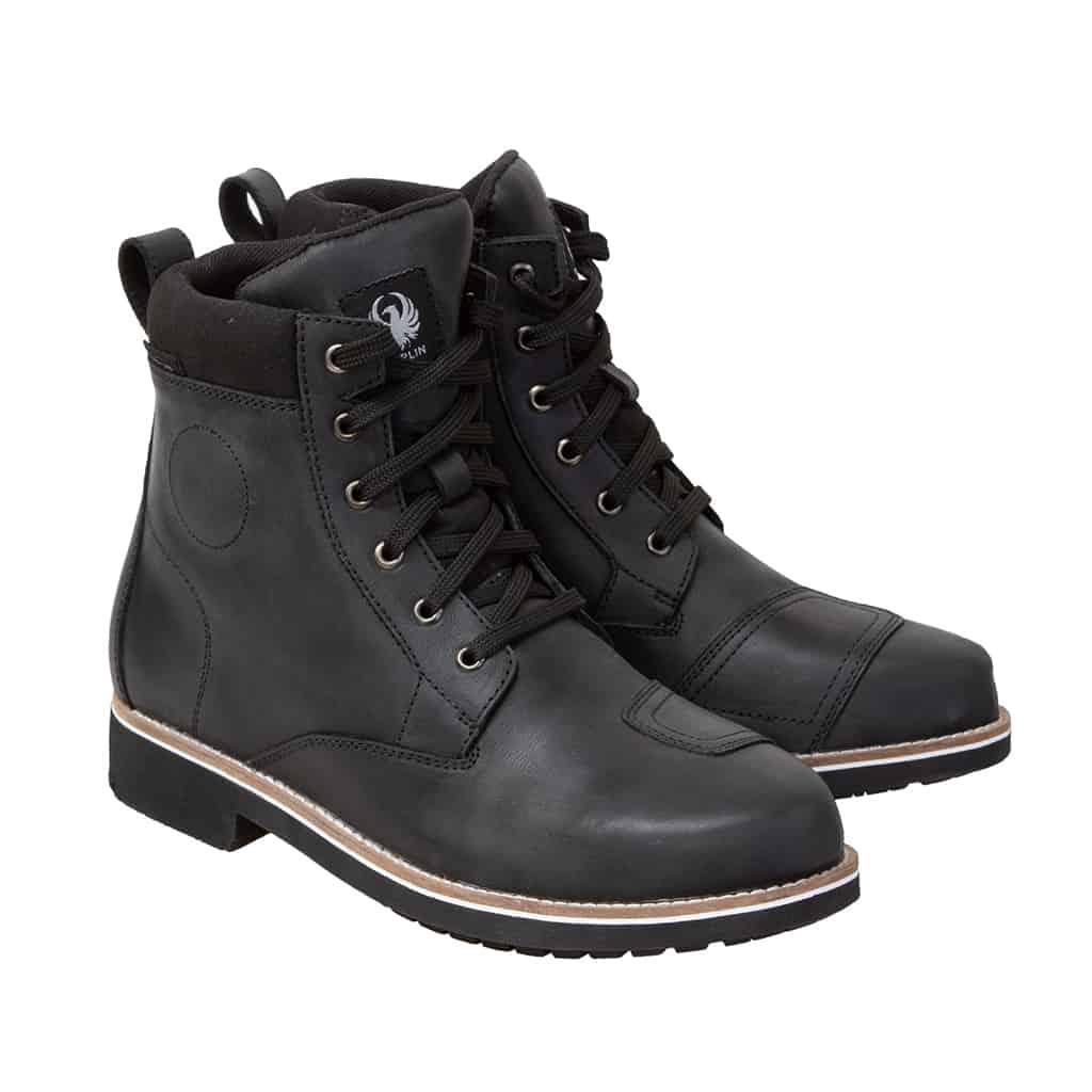 Merlin Ether Waterproof boots in black