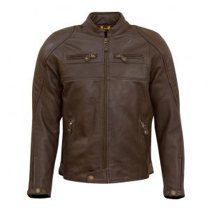 Odell Leather Jacket
