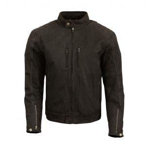 Stockton Leather Jacket