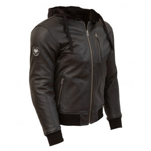 Trance Leather Jacket